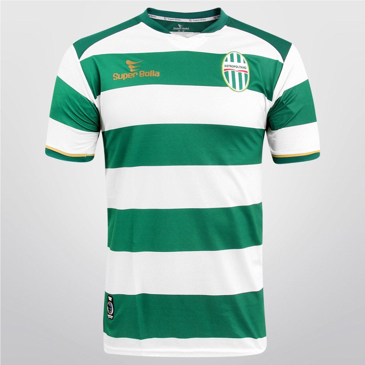 6ed7bf369d Camisa Super Bolla Metropolitano III 2015 nº 10 - Jogador - Compre Agora