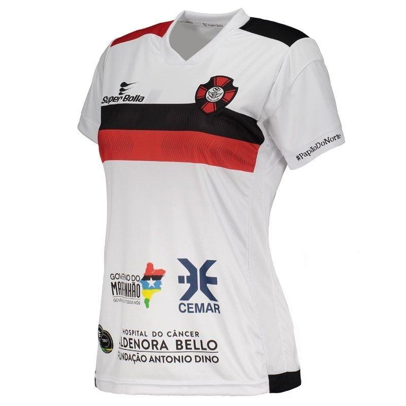 Branco II Bolla Camisa 2017 Moto Camisa Super Club Super Feminina YgxzHta