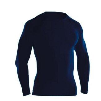 Camisa Térmica Akira Fitness Manga Longa Proteção UV 50 Masculina