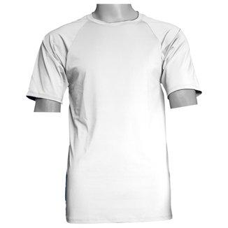 Camisa Térmica em Poliéster C/ Elastano Compressão Slim