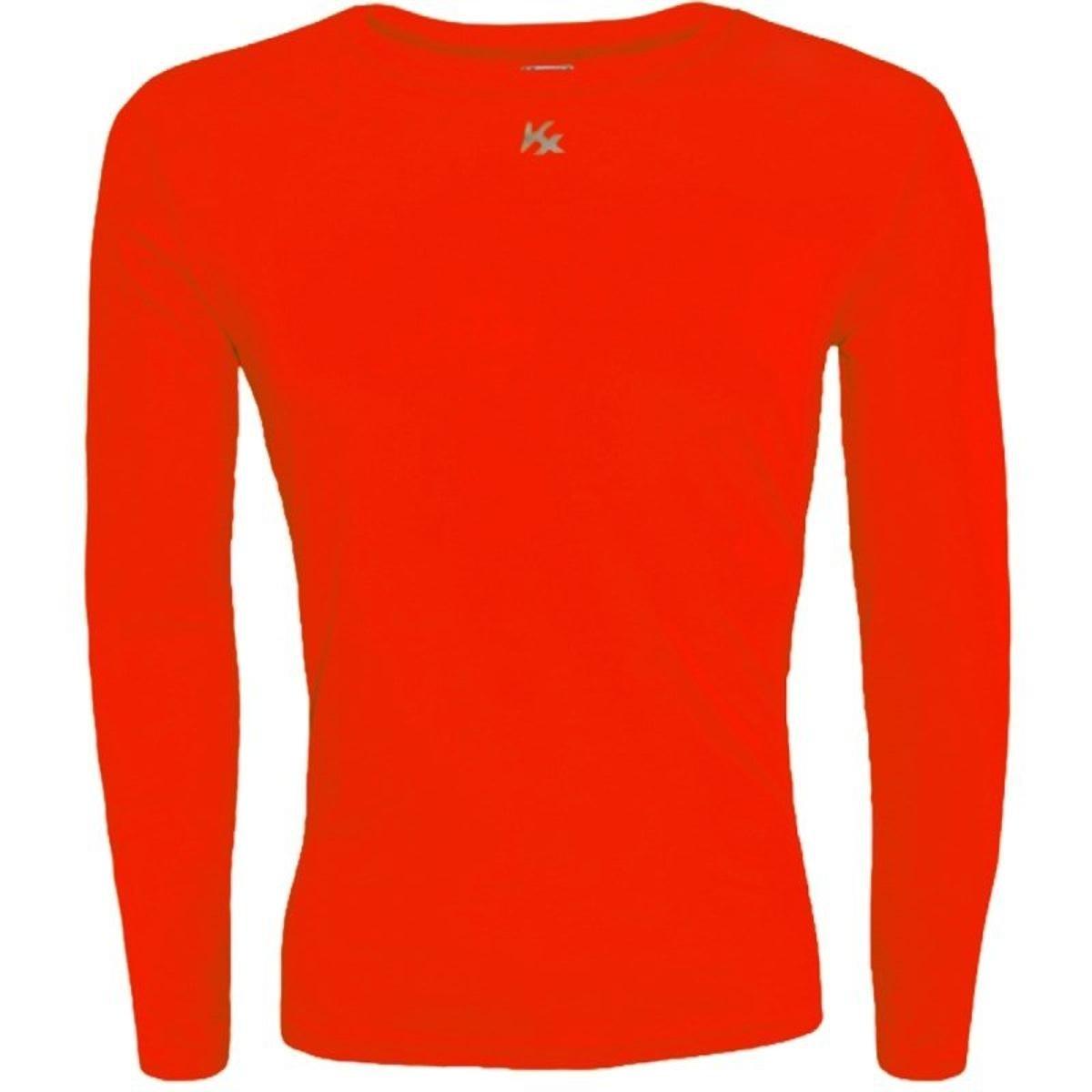 Camisa Térmica Infantil Fator Proteção Solar Uv50 5875 - Vermelho - Compre  Agora  2c3bc252dc3
