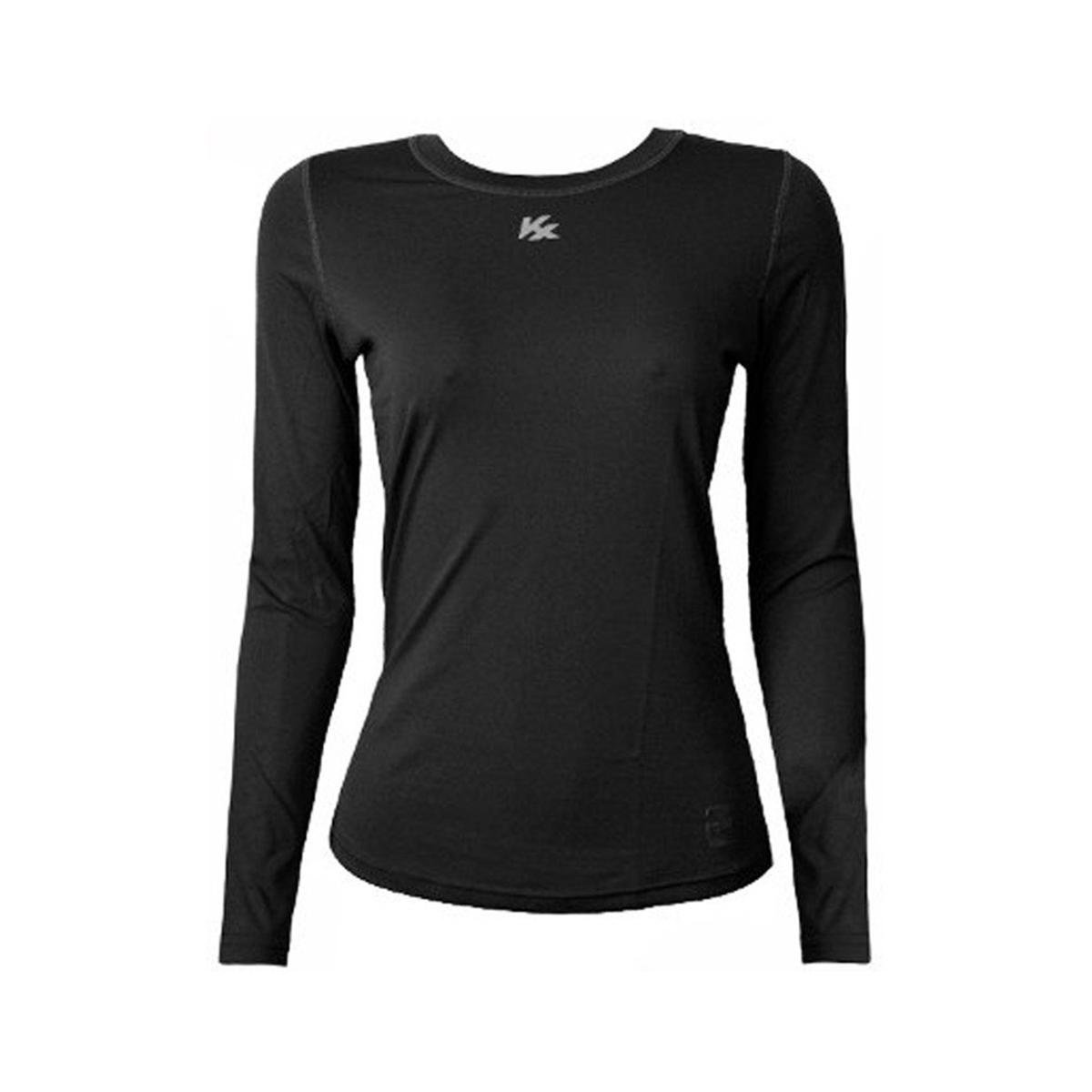 Solar Camisa 6277 Térmica Feminina UV50 Infantil Proteção Fator Preto Kanxa ppYxAw