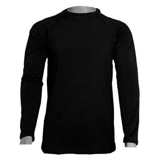 Camisa Térmica Manga Longa em Poliéster C/ Elastano Extreme Compressão Slim