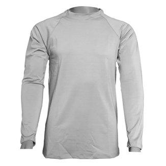 Camisa Térmica Manga Longa em Poliéster C/ Elastano Extreme