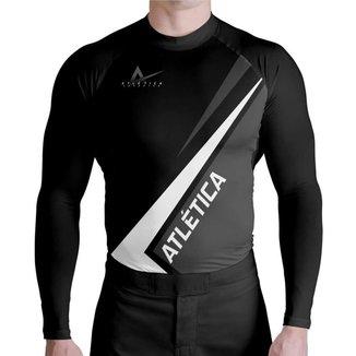 Camisa Térmica ML Novo Logo Atlética Esportes