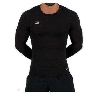 Camisa Termica Penalty Manga Longa Matis X Preto