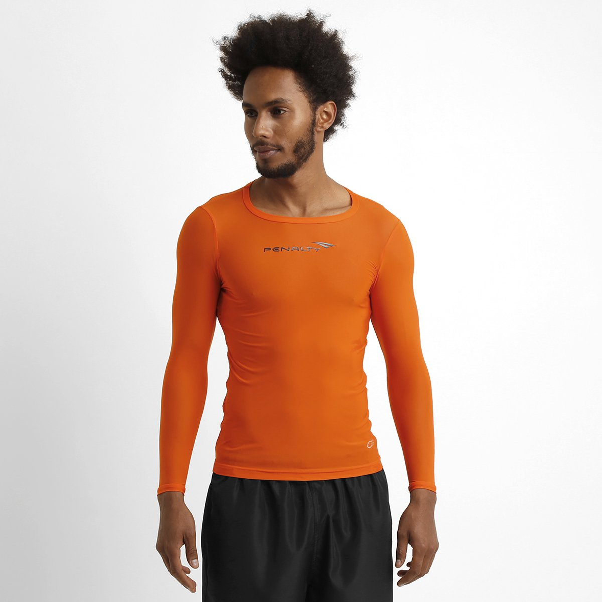 b8be42c690605 Camisa Térmica Penalty Matis 1 M L - Compre Agora