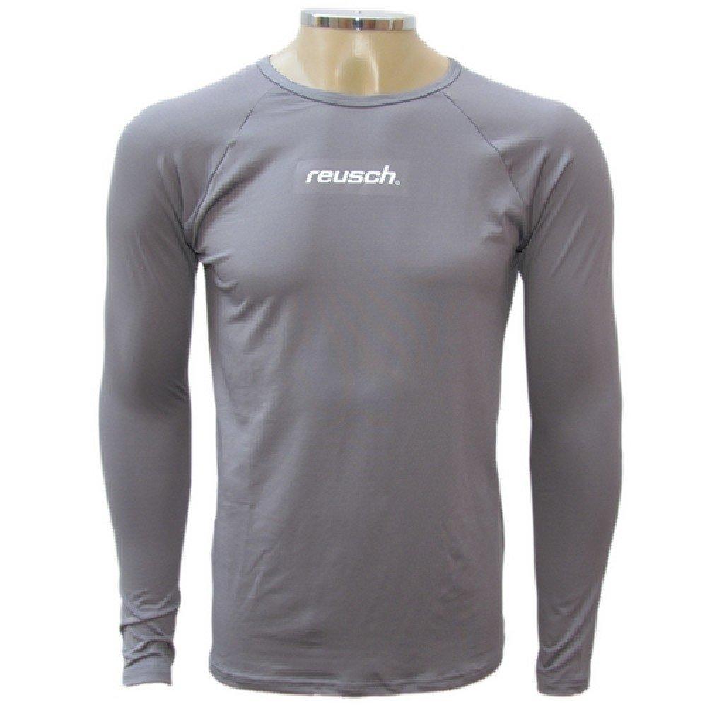 Camisa Reusch Camisa M térmica L Underjersey Reusch Cinza térmica Underjersey dPgCgS