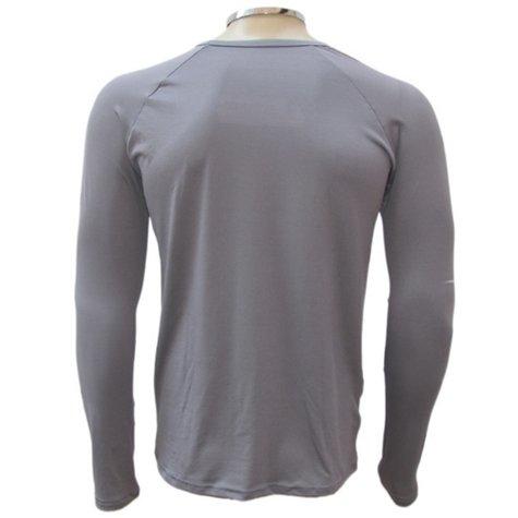 M Cinza térmica Camisa L térmica Reusch Camisa Underjersey w80xxqX7