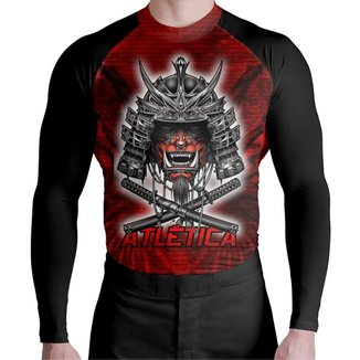 Camisa Térmica Segunda Pele Red Samurai Atlética