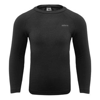 Camisa Térmica Selene Proteção UV Manga Longa Inf