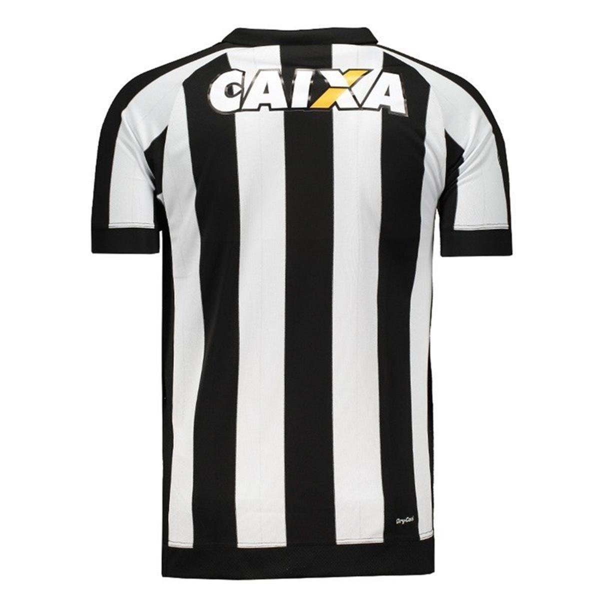 Camisa Topper Botafogo I 2017 Patrocínio - Compre Agora  9e8f468568d22