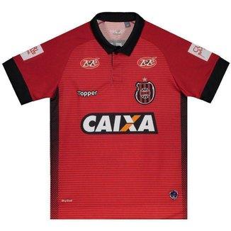 Camisa Topper Brasil de Pelotas I 2017 Juvenil