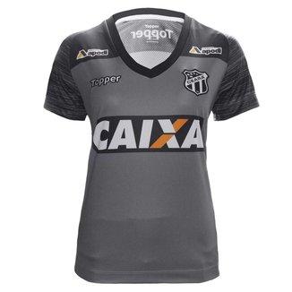 Camisa Topper Ceará Comissão Técnica Feminina