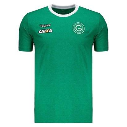 Camisa Topper Goiás Oficial Concentração 2018 Mas