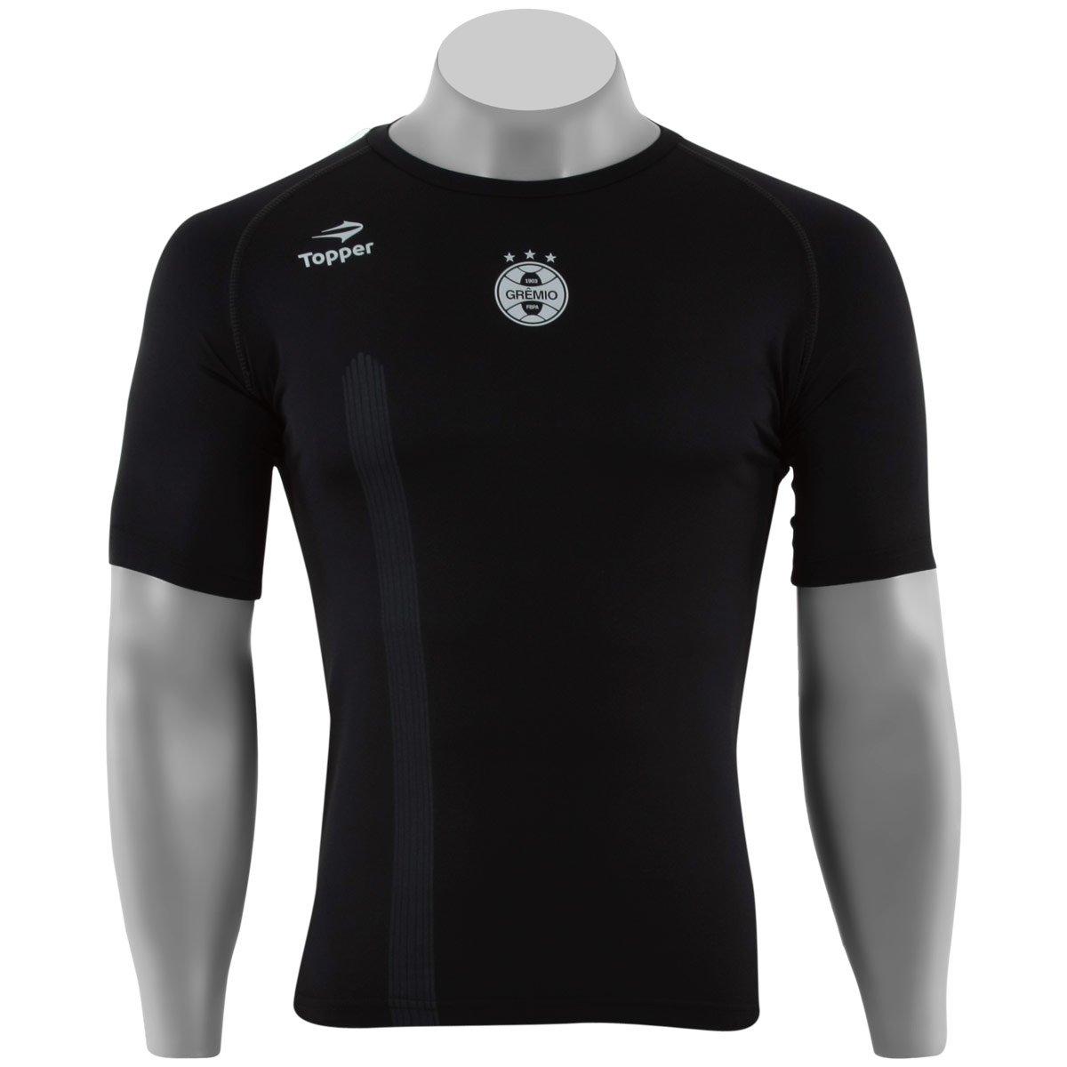 Camisa Topper Grêmio Bodywear - Compre Agora  f06cb8f27ecf3