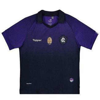 Camisa Topper Remo III 2017 Juvenil