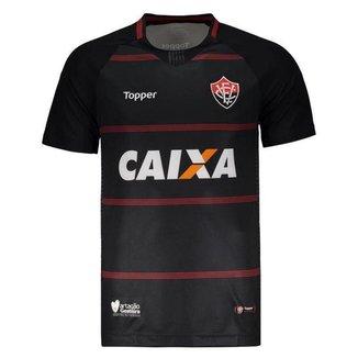 Camisa Topper Vitória II 2018 Goleiro Juvenil