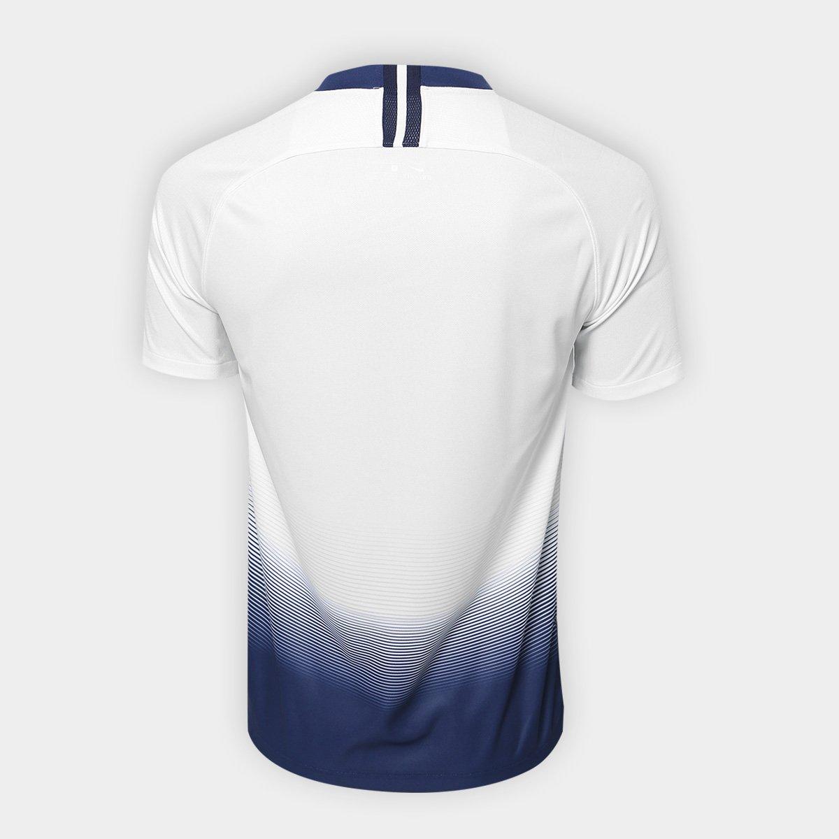 Camisa Tottenham Home 2018 s n° - Torcedor Nike Masculina - Compre ... 2f8b0f796841e