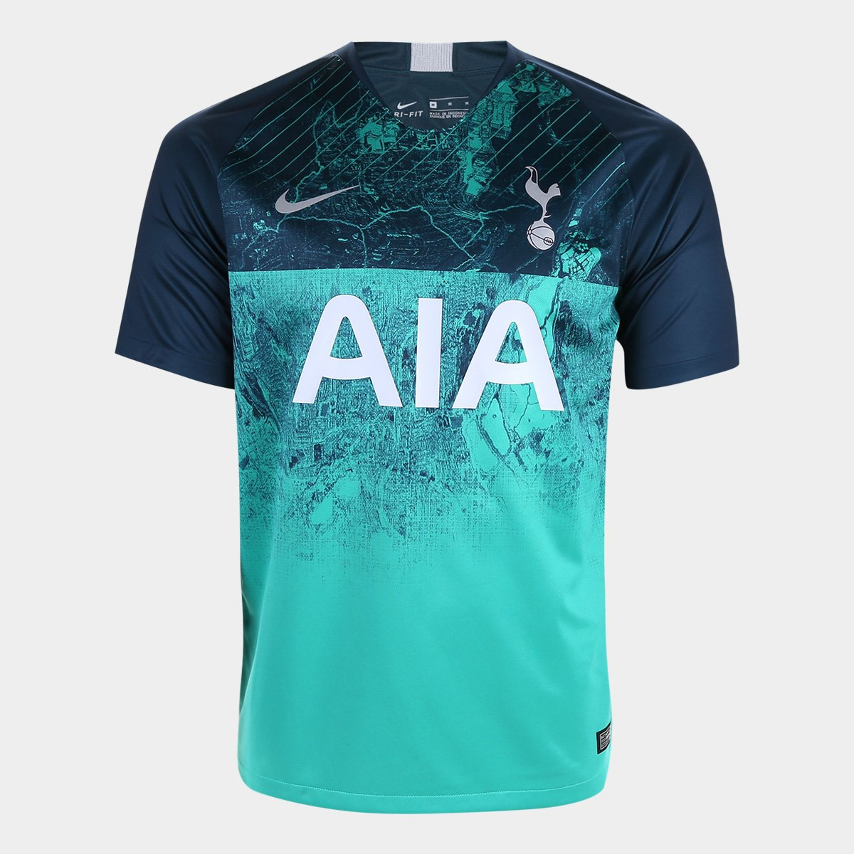 Camisa Tottenham Third 2018 S N Torcedor Nike Masculina Netshoes