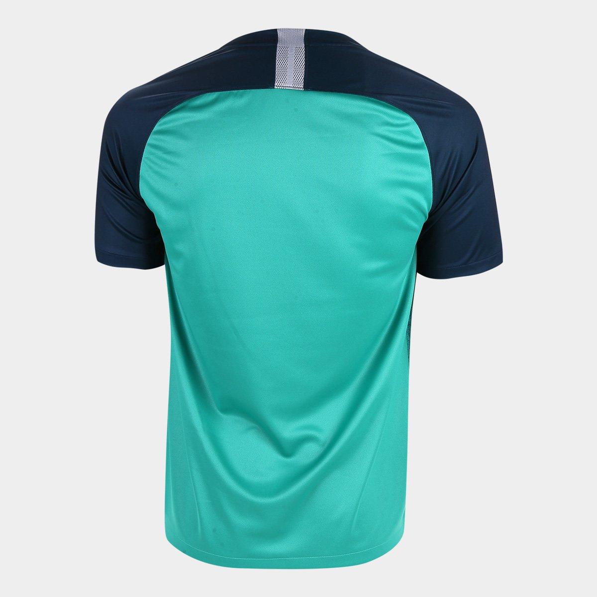 ca633caadc Camisa Tottenham Third 2018 s n° - Torcedor Nike Masculina - Verde ...