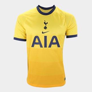 Camisa Tottenham Third 20/21 s/n° Torcedor Nike Masculina