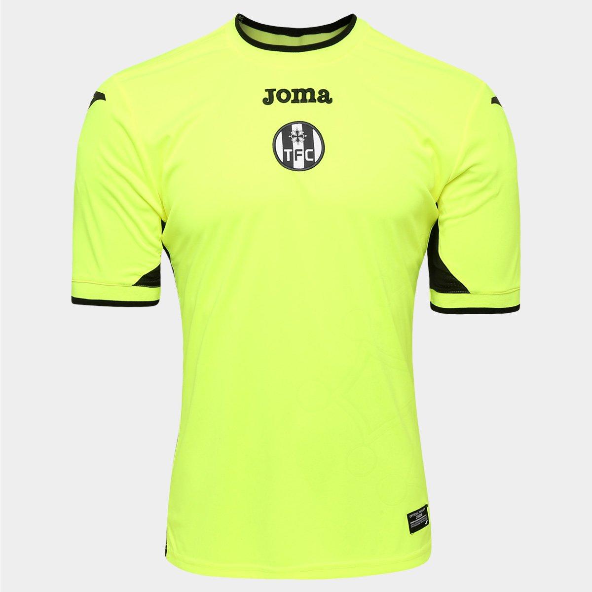 34b632d2d0 Camisa Toulouse Goleiro 15 16 s nº Torcedor Joma Masculina - Compre Agora