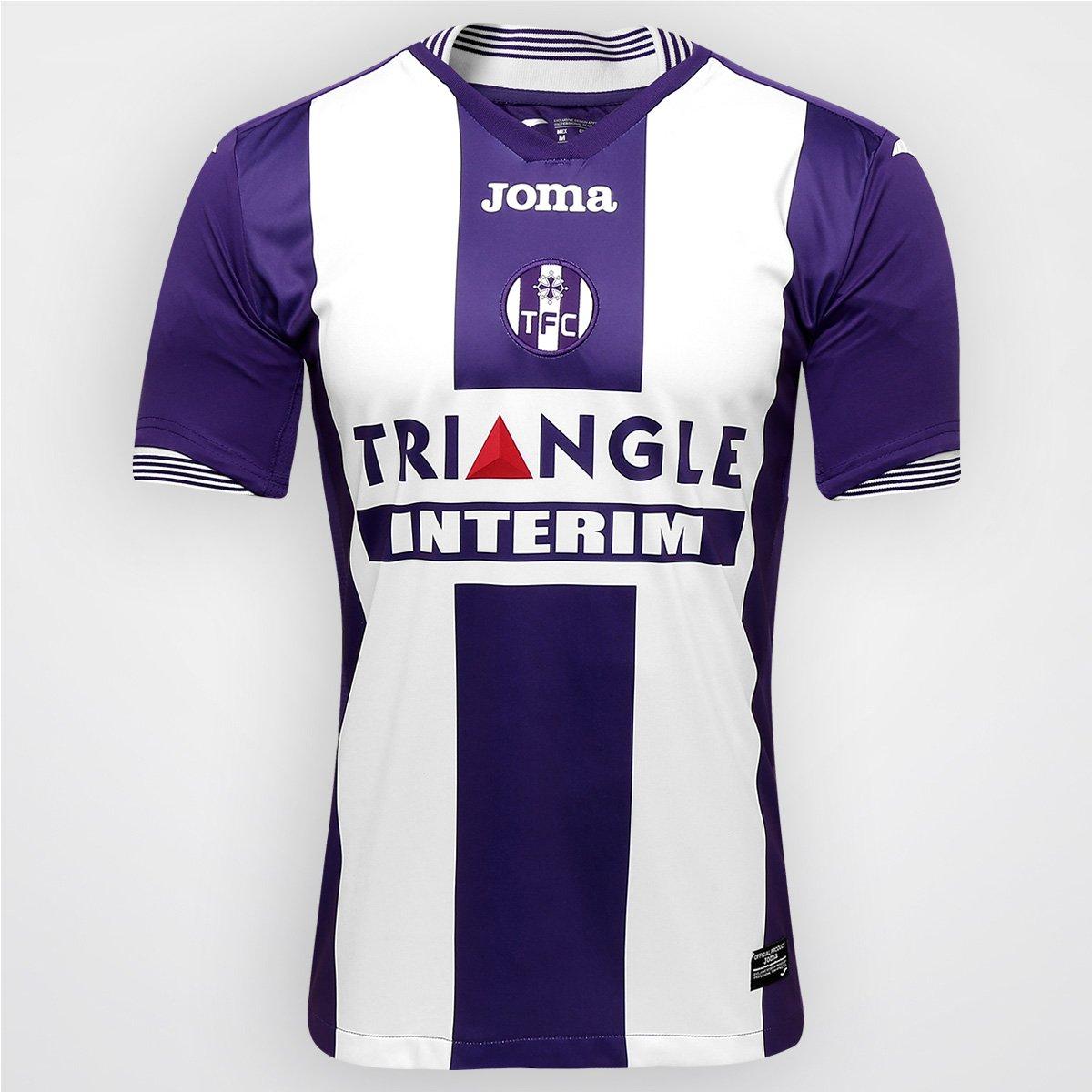 4bdd064fc8 Camisa Toulouse Home 15 16 s nº - Torcedor Joma Masculina - Compre Agora