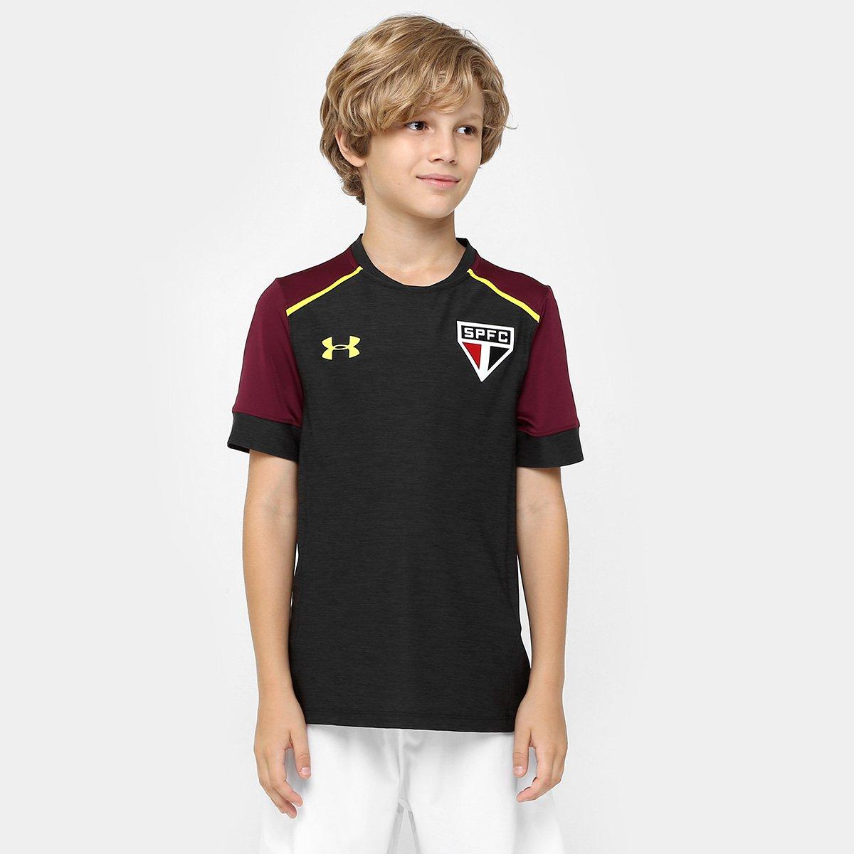 8622dce253 Camisa Treino São Paulo 16 17 Infantil - Torcedor Under Armour - Compre  Agora