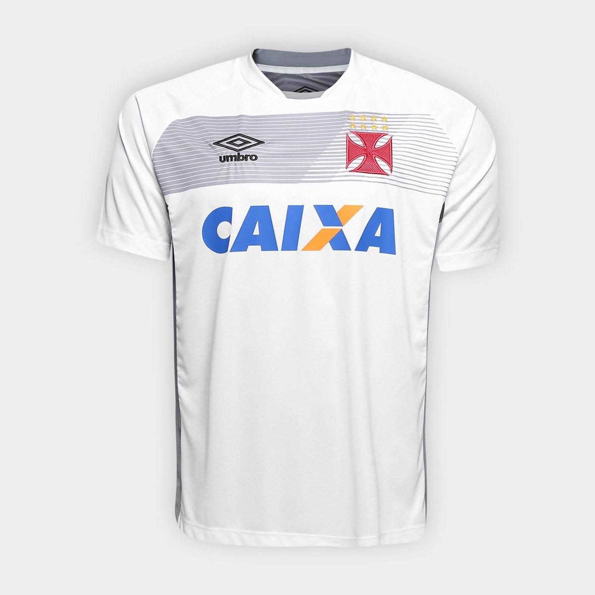 Camisa Treino Vasco 17 18 Umbro Masculina - Compre Agora  4db4f0c90d511