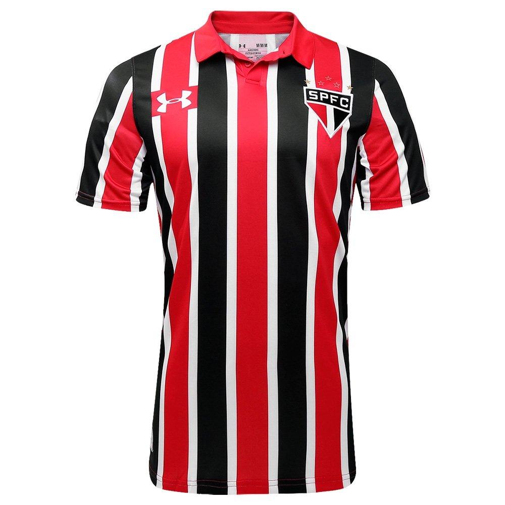 Camisa Ua Spfc Away Oficial 2016 17 - Compre Agora  4c6c61a920a82
