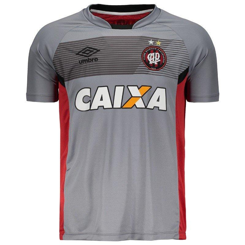 ... Camisa Umbro Atlético Paranaense Treino 2017 - Compre Agora Netshoes  a2841f9c59b91f  Camisa Topper Botafogo Concentração Comissão Técnica 2017  Masculina ... 65c074480d9ce