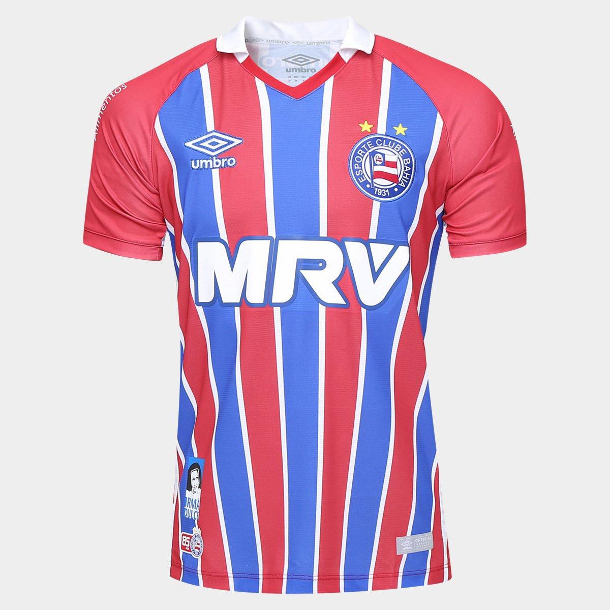 039a55ffb3 Camisa Umbro Bahia II 2016 s nº - Compre Agora