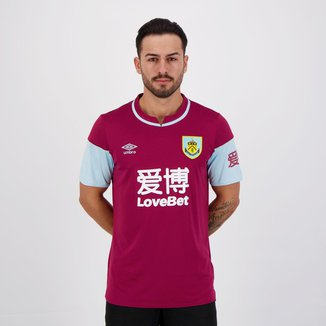 Camisa Umbro Burnley Home 2021