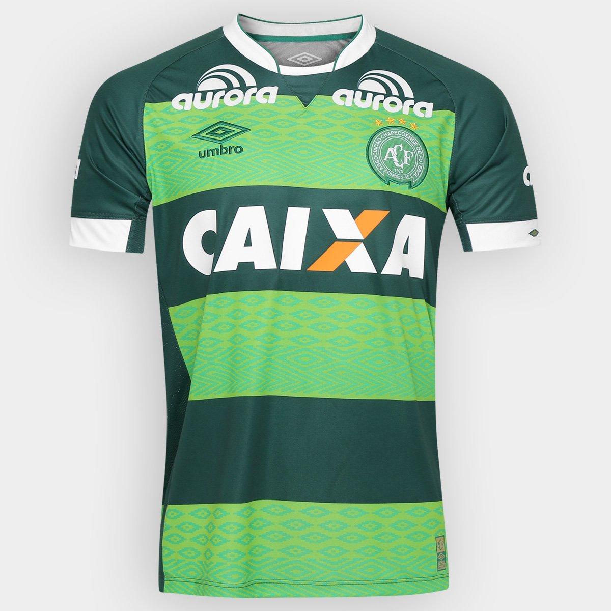 b2131b76b Camisa Umbro Chapecoense III 2015 nº 10
