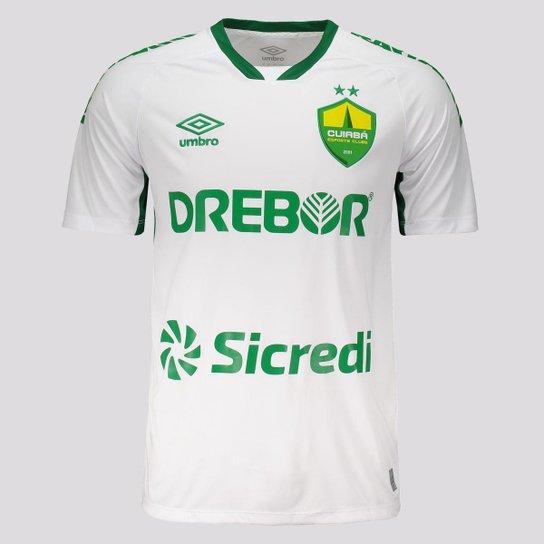 Camisa Umbro Cuiaba II 2021 - Branco