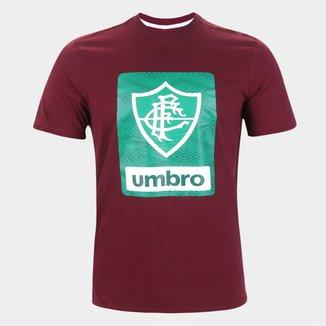 Camisa Umbro Fluminense Concentração II 21/22 Masculina