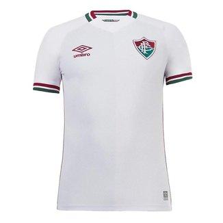 Camisa Umbro Fluminense Oficial II 2021 Masculina