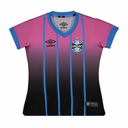 7fa5925895ff7 Camisa Umbro Grêmio 2016 Juvenil Outubro - Compre Agora