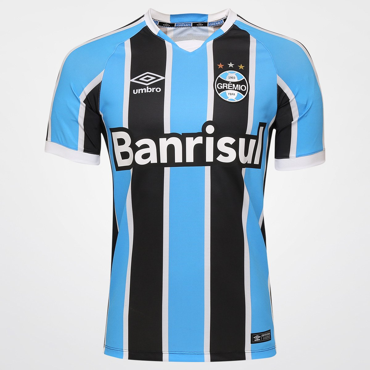 f4f3f80df7 Camisa Umbro Grêmio I 2016 s nº - Jogador - Compre Agora