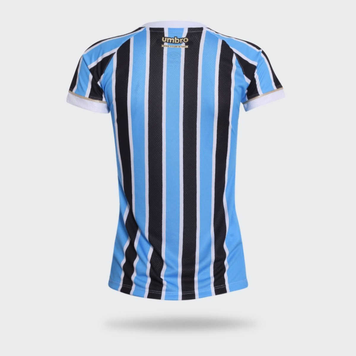 db7d59430397d Camisa Umbro Grêmio I 2018 Tricolor Feminina - Compre Agora