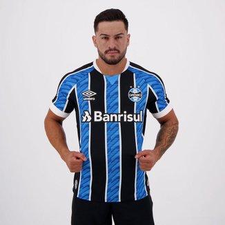 Camisa Umbro Grêmio I 2020 Nº10