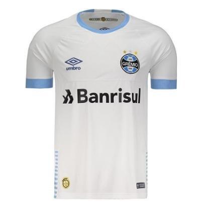 Camisa Umbro Gremio II 2018 11 Everton
