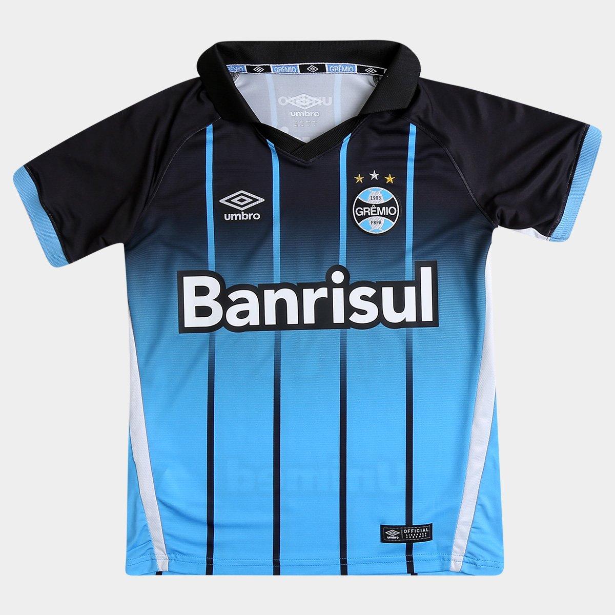 8bb73b16a Camisa Umbro Grêmio III 2016 s nº Juvenil - Compre Agora
