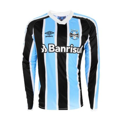 Camisa Umbro Grêmio Oficial I 2021 (Classic) Masc
