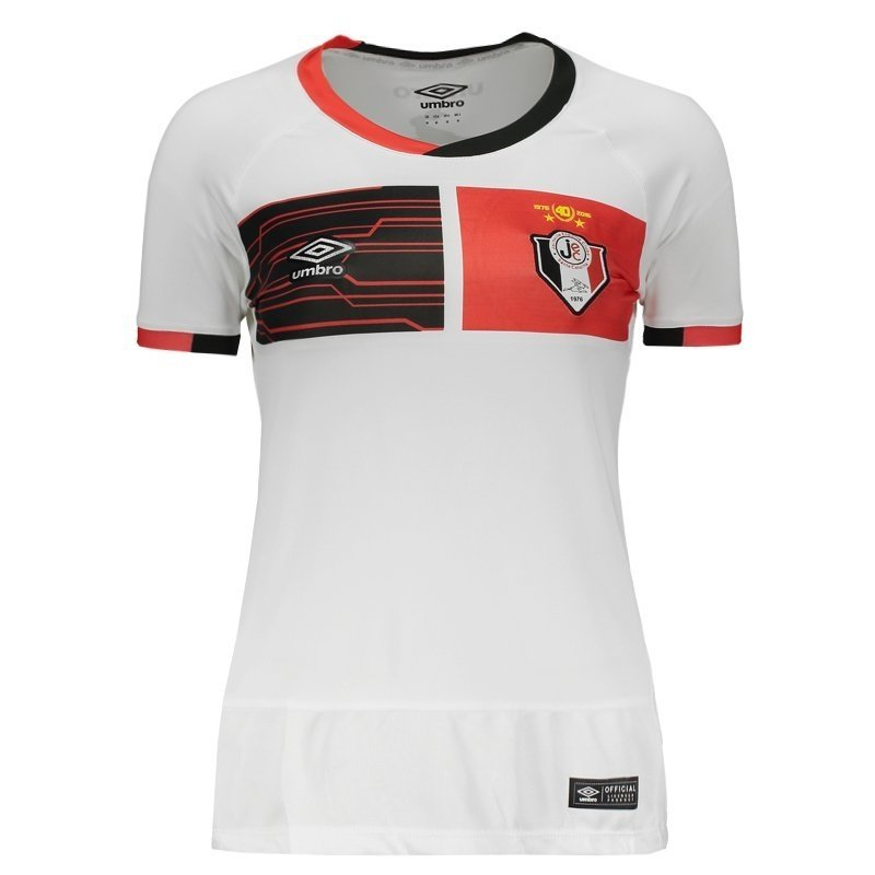 Joinville Umbro Branco Camisa Camisa Feminina II Umbro 2016 wg4PxO