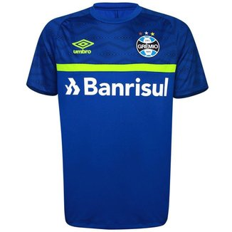 Camisa Umbro Masculina Grêmio Treino 2021