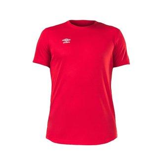 Camisa Umbro Striker Treino Futebol Vermelha