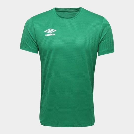 Camisa Umbro TWR Basic Masculina - Verde