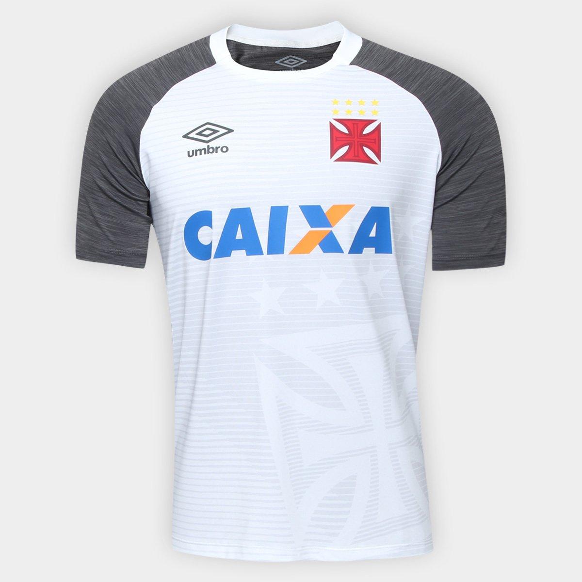 a1415c9edd Camisa Umbro Vasco Aquecimento 17 18 - Compre Agora